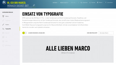 Corporate Design für alle.