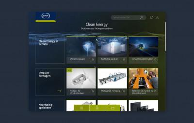 Sales-Teams begeistern Kunden mit interaktiver Vertriebs-App.